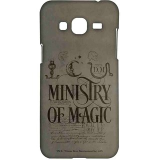 Ministry Of Magic  - Sublime Case For Samsung J3 (2016)