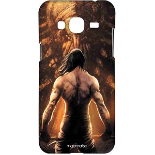 The Angry Goddess - Sublime Case For Samsung J3 (2016)
