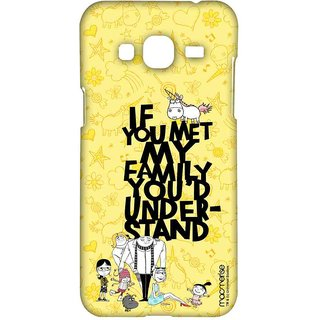 Family Woes - Sublime Case For Samsung J3 (2016)