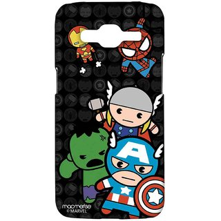 Kawaii Art Marvel Comics - Sublime Case For Samsung J2 (2016)