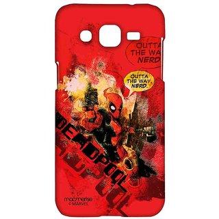 Deadpool Splash - Sublime Case For Samsung J2
