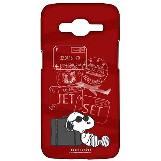 Jet Set Go  - Sublime Case For Samsung J2 Prime