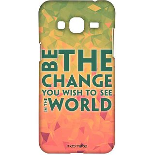 Be The Change - Sublime Case For Samsung J3 (2016)
