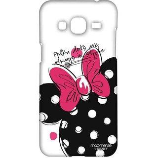 Polka Minnie - Sublime Case For Samsung J3 (2016)