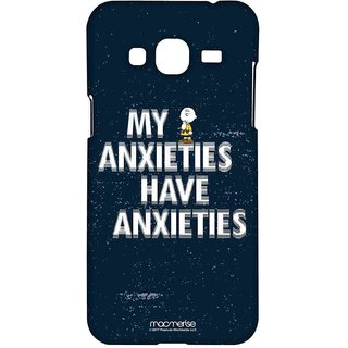 Anxieties Issue  - Sublime Case For Samsung J3 (2016)