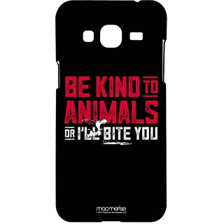Be Kind To Animals  - Sublime Case For Samsung J3 (2016)