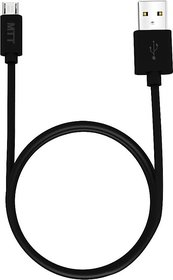Black Data Cable For Every Smatphones