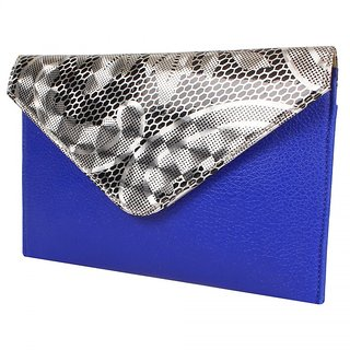 PYFashion  Ladies Envelope Clutch  With full synthetic leather