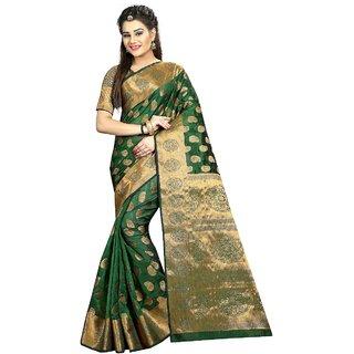 Aksh Fashion High Sale Banarasi Silk Saree
