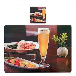 winner multicolour printed table mat placement mat-kitchen mat, 30005243