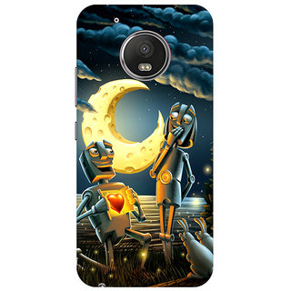 HIGH QUALITY PRINTED BACK CASE COVER FOR MOTOROLA MOTO G5 DESIGN ALPHA274