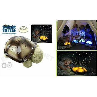 Rudra Creations Musical Turtle lamp