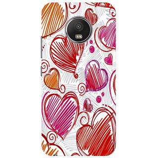 HIGH QUALITY PRINTED BACK CASE COVER FOR MOTOROLA MOTO G5 DESIGN ALPHA282
