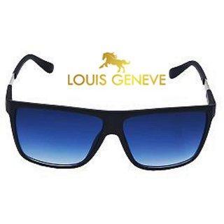 Louis Geneve Stylish  Fashionable Wayfarers Sunglass for Men