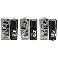 Stud-5000 Spray For Extra time Prolong Performance 20gm (Pack of 3)