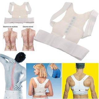 Tuzech Posture Support Shaper Belt For Men and Women XL