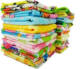 xy decor 12 face towel (vd12)