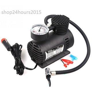 Air Pump Compressor 12V Electric Car Bike Tyre Tire Inflator