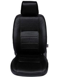 Autofurnish (CZ-105 Ice Black) Chevrolet Spark New Leatherite Car Seat Covers