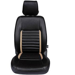 Autofurnish (CZ-106 Jewel Beige) Toyota Etios Liva Leatherite Car Seat Covers