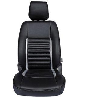 Autofurnish (CZ-107 Jewel Silver) Chevrolet Aveo Leatherite Car Seat Covers