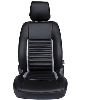Autofurnish (CZ-107 Jewel Silver) Maruti SX4 Leatherite Car Seat Covers
