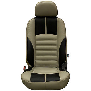 Autofurnish (CZ-127 Lima Beige) Chevrolet Beat Leatherite Car Seat Covers