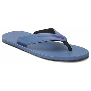 9f461ee3ef26 Buy Nike Men S Chroma Thong 5 Blue Flip Flops Online   ₹1395 from ...