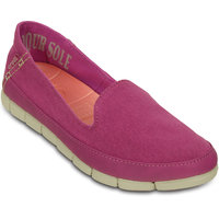 50324cc65e7d Crocs Eve Sparkle Pink Glitter Belly Shoes for girls in India - Buy ...