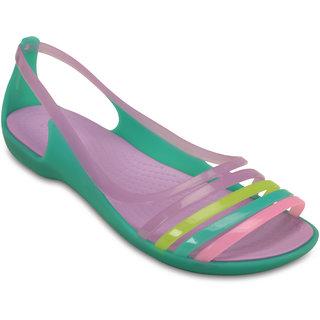 6e54470da3b Buy Crocs Women s Purple Sandals Online - Get 51% Off