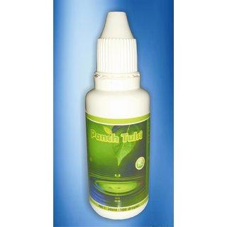 Hawaiian Herbal, Hawaii,USA -  PANCH TULSI DROPS - 30 ML (Buy any Healthcare Supplement  Get the Same Drops Free)