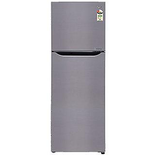 LG GL Q292SGSR 258 L Frost Free Double Door 2 Star Refrigerator