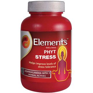Hugo Boss Elements Phyt Stress Supplements (60 Capsules)
