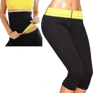 45b96abb1eb23 Buy Hot Shaper Pant Body Shaper Waist Shaper with Hot Belt Tummy Tucker  Shaper Combo Online - Get 67% Off