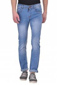 X-CROSS Denim Jeans For Men  Durable Comfortable Blue Men Jeans For Everyday Use  Stylish Fashionable Denim Jeans