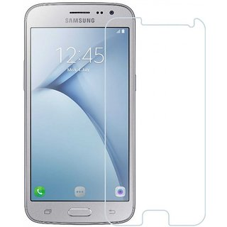 Samsung Galaxy J2 (2016 Edition) Premium Quality Curved Edge Temperd Glass Screen Protector
