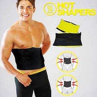 106ba268e6108 Buy Hot shaper Slimming belt Shaper Neoperene Waist Band Neotex Body Sweat  Fat Burn Online - Get 10% Off
