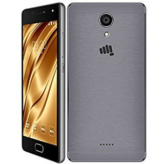 Micromax Unite 4 Plus Q427  2  GB, 16  GB, Grey