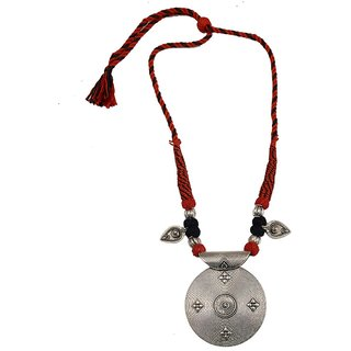 Taj Pearl Designer Gypsy Tribal Rope Necklace