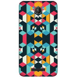 Bhishoom Designer Printed Hard Back Case Cover for