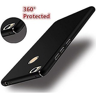 iPAKY Sleek Rubberised Case Back Cover For 3S PRIME