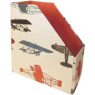 Indha Aeroplane Print Table Top Books/MAGAZINE HOLDER