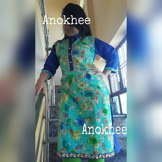 Anokheethestylestudio cotton kurta