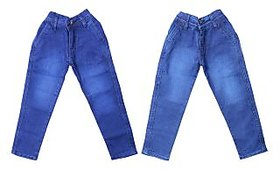 Guchu Girls Jeans Combo (Pack of 2)