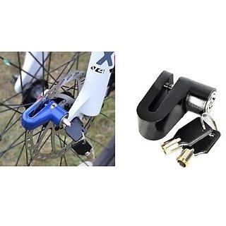 Bike Disc Break Lock For Hero HF Deluxe