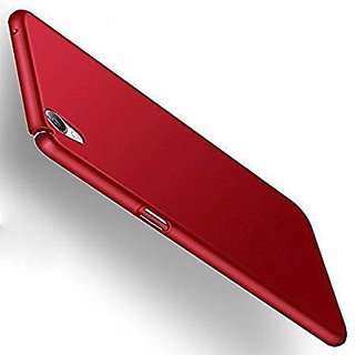 huge discount 3d6a3 f8bd2 Oppo F1 Plus 360 Degree Sleek Rubberised Hard Case Back Cover red