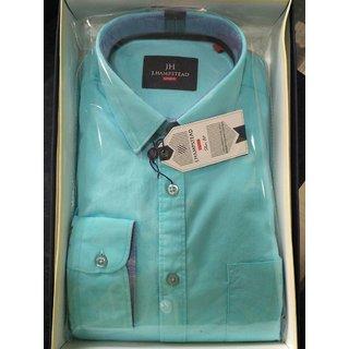 Mens Formal Shirts Sky blue