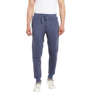 Blue Cotton   Jogger Trackpant