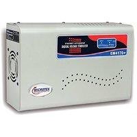 Microtek EM4170+Voltage Stablizer For AC upto 1.5 Ton (170V-270V)