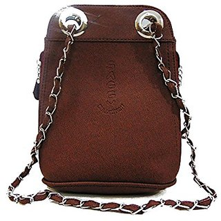 Bagizaa Sling Bag (Brown) (MEST2810)